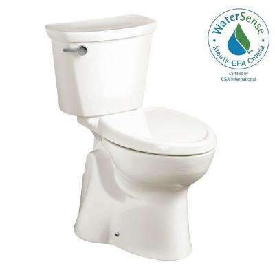 Accesspro Move Right 2-piece 1.28 GPF Elongated Toilet in White