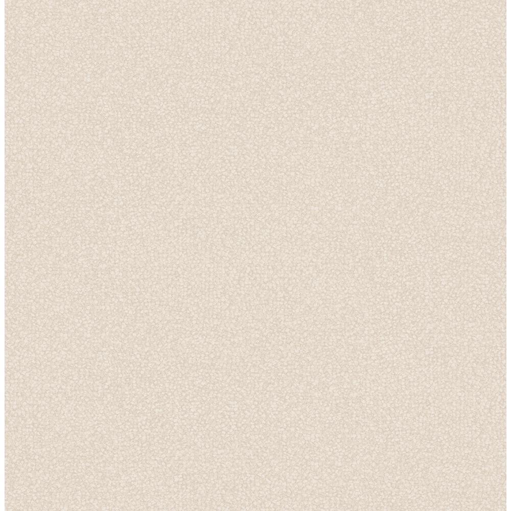 8 in. x 10 in. Twinkle Beige Texture Wallpaper Sample