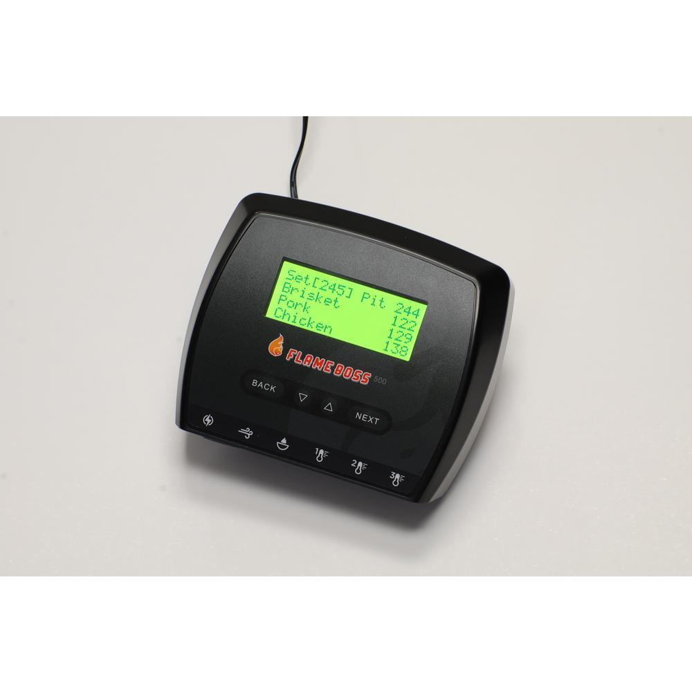 500 Kamado Vision Wi-Fi Smoker Controller