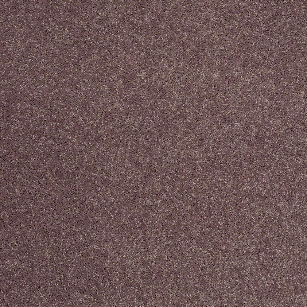 Carpet Sample - Cressbrook I - In Color Grape Frost 8 in. x 8 in.