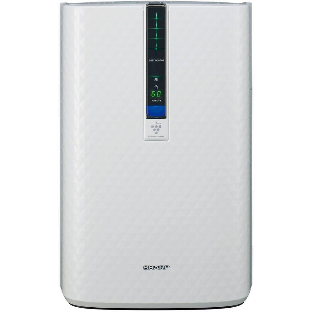 Sharp Refurbished Triple Action Plasmacluster Air Purifier with Humidifying Function