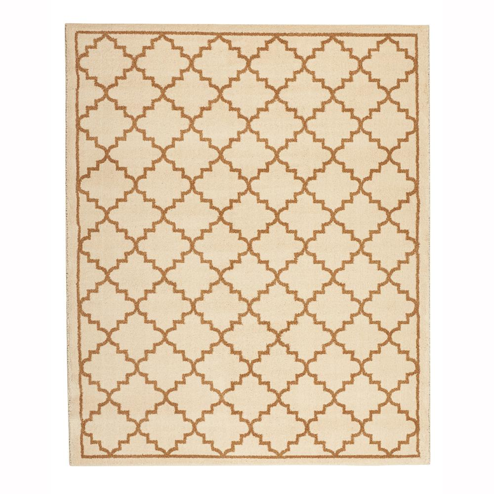 Home Decorators Collection Winslow Cream 5 ft. x 7 ft. Area Rug