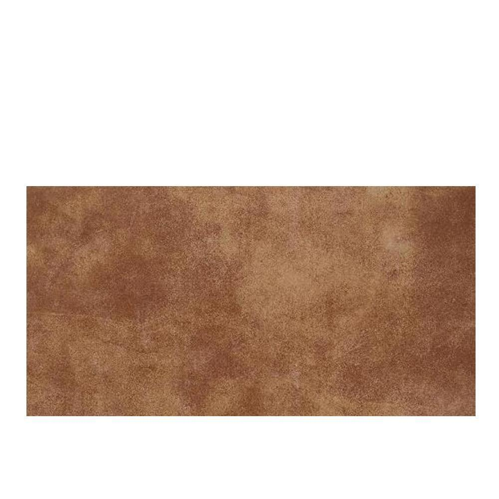 Daltile Veranda Rust 13 in. x 20 in. Porcelain Floor and Wall Tile (10.32 sq. ft. / case)