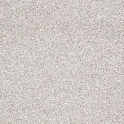 Opulence - Color Whipped Cream Texture 12 ft. Carpet