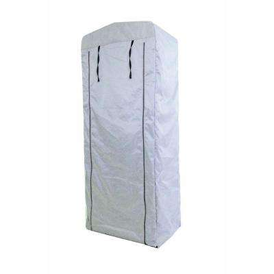 63 in. H x 27 in. W x 18 in. D PlantTower X-Up Storage/Blackout Greenhouse Cover