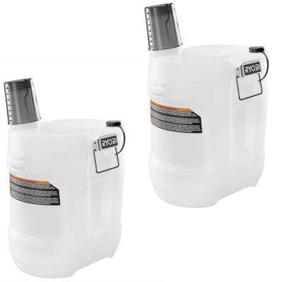 ONE+ 18-Volt 2 Gal. Lithium-Ion Chemical Sprayer Replacement Tank (2-Pack)