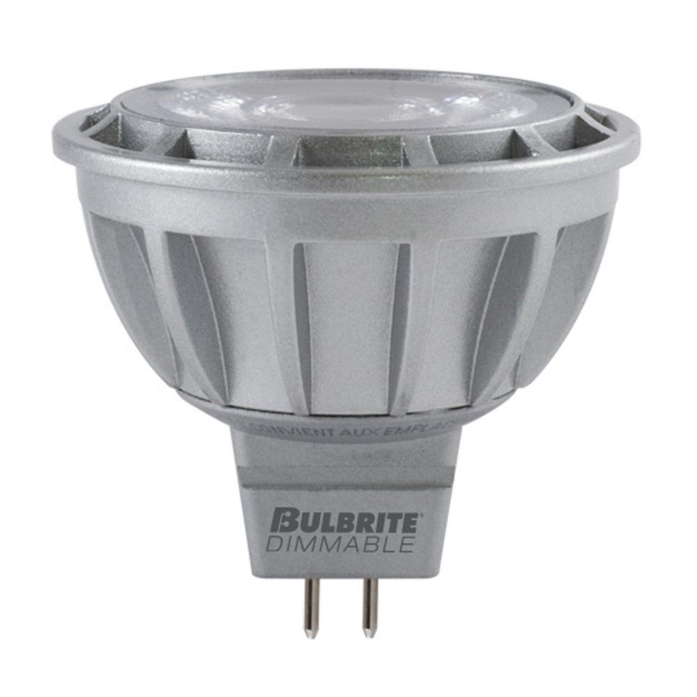 bulbrite 50w equivalent soft white light mr16 dimmable led flood title 24 compliant light bulb. Black Bedroom Furniture Sets. Home Design Ideas