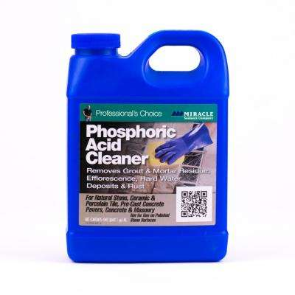 32 oz. Fast-Acting Phosphoric Acid Cleaner