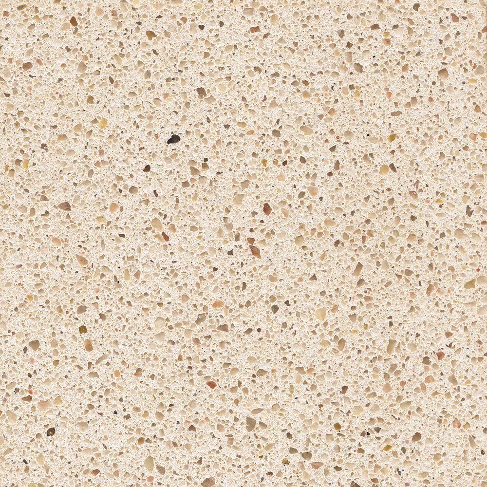 quartz composite countertops sandstone quartz quartz countertop sample in blanco city samples countertops the home depot