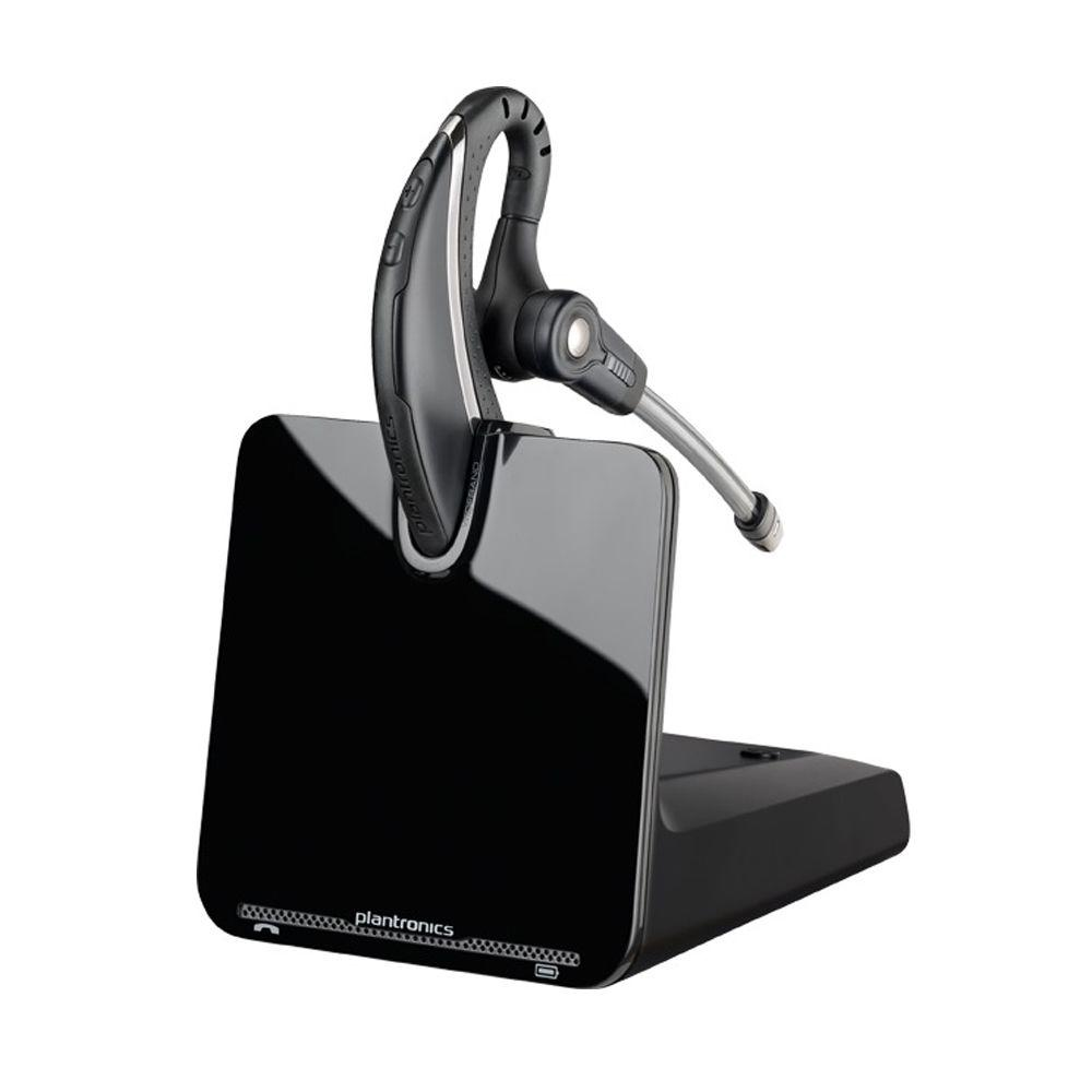 Plantronics Over The Ear Wireless Headset Pl Cs530 The Home Depot