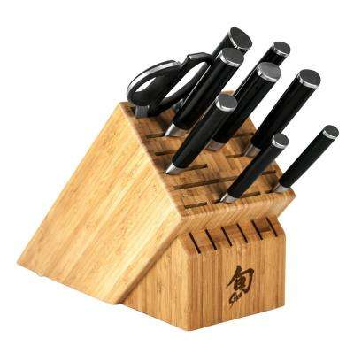 Classic 10-Piece Chef's Knife Set