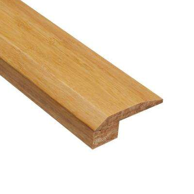 Strand Woven Natural 9/16 in. Thick x 1-7/8 in. Wide x 47 in. Length Bamboo Carpet Reducer Molding