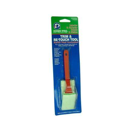 Pad Painter Trim and Re-touch Tool (12-Pack)