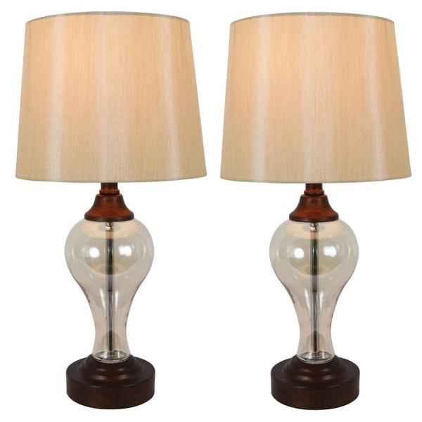 Bronze Table Lamps With Usb Ports