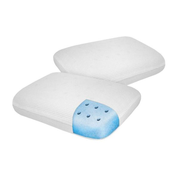 Biopedic Bed Wedge With Gel Coating 71160 The Home Depot