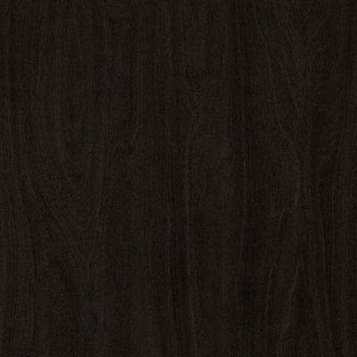 5 ft. x 12 ft. Laminate Sheet in Black Birchply with Premiumfx Natural Grain Finish
