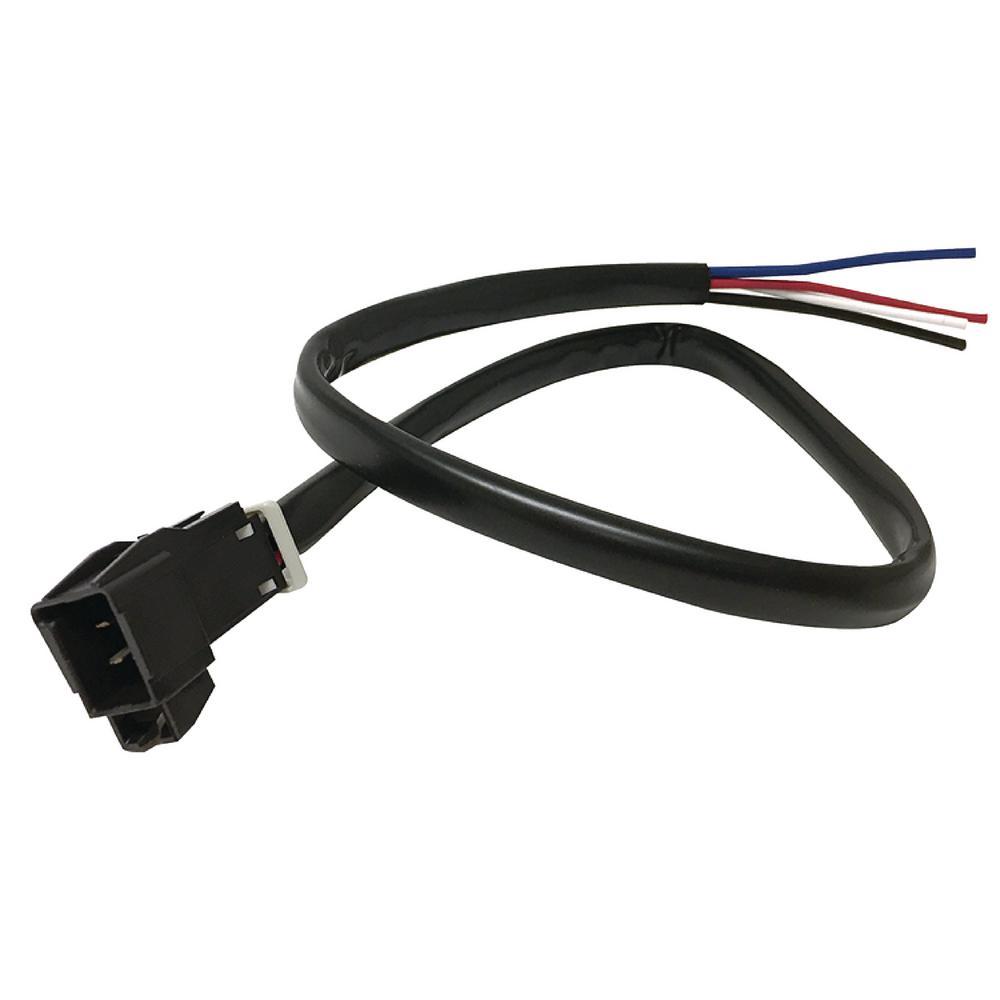 24 in. Universal Dual Plug Brake Control