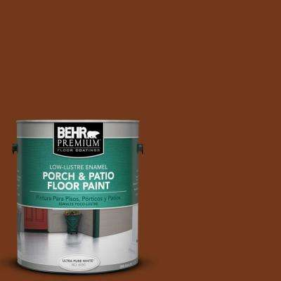 1 gal. #SC-130 Calif Rustic Low-Lustre Porch and Patio Floor Paint