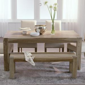 Charmant Internet #205065386. +4. Home Decorators Collection Edmund Smoke Grey  Dining Table