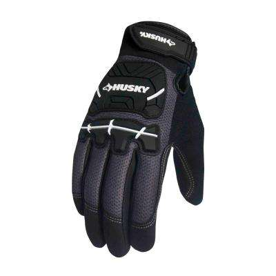 Extra-Large Heavy Duty Mechanics Glove (3-Pack)