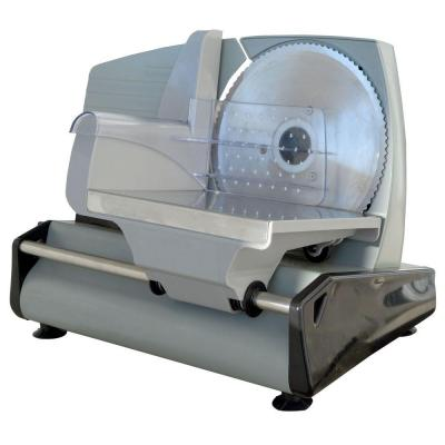 180 W 7.5 in. Silver Electric Meat Slicer