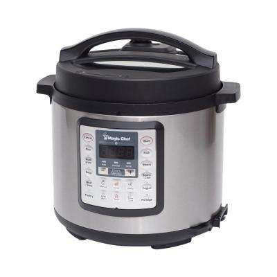 6 Qt. All-in-One Multi-Cooker