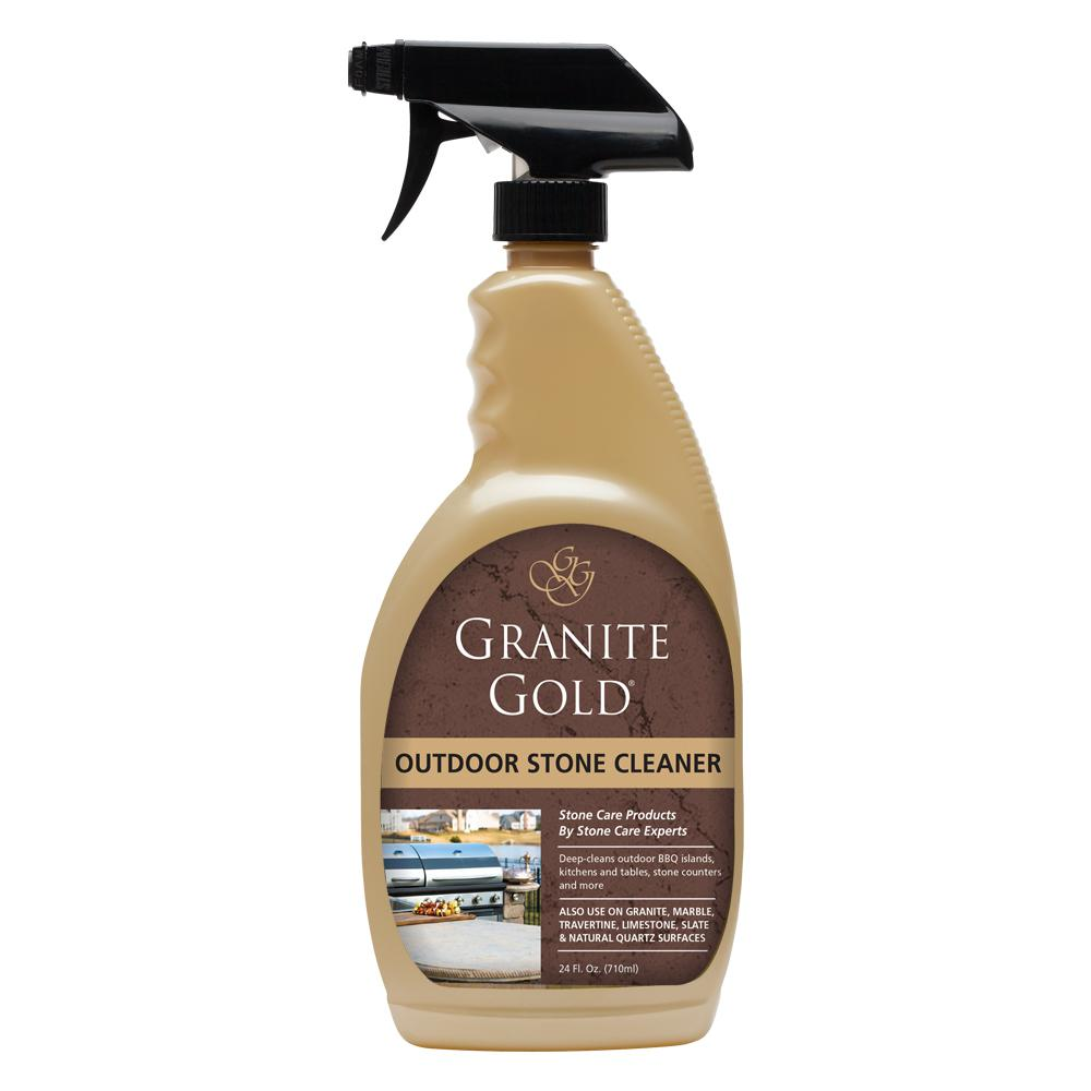 GraniteGold Granite Gold Outdoor Stone Cleaner 24 oz.