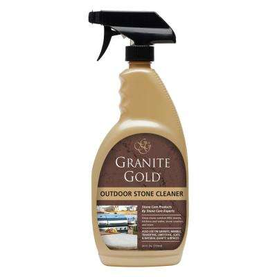 Outdoor Stone Cleaner 24 oz.