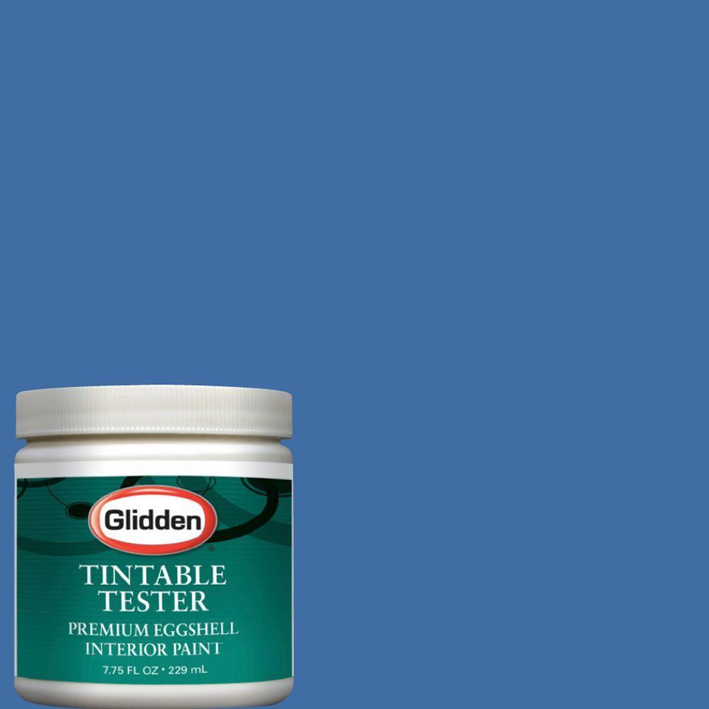 Glidden Premium 8-oz. Soft Sapphire Interior Paint Tester