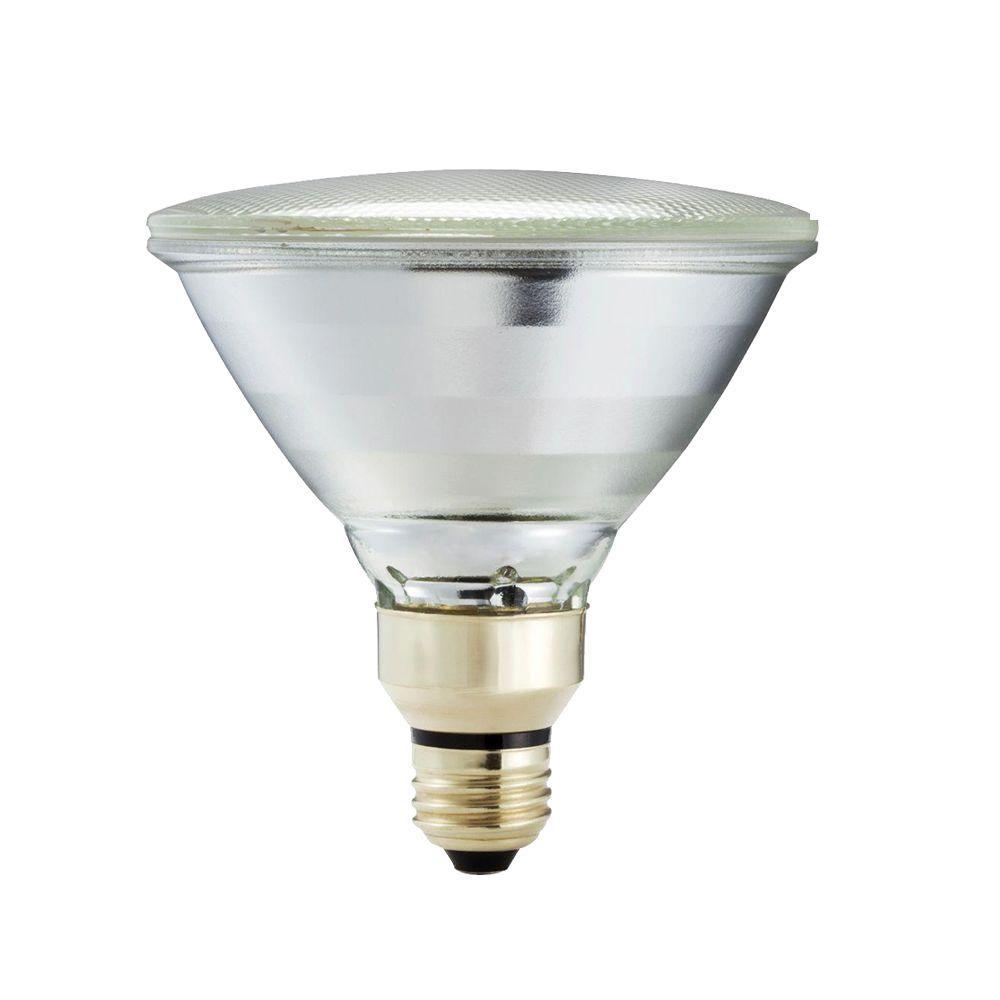 Outdoor Lighting Dimmer: Philips 90-Watt Equivalent Halogen PAR38 Dimmable Indoor