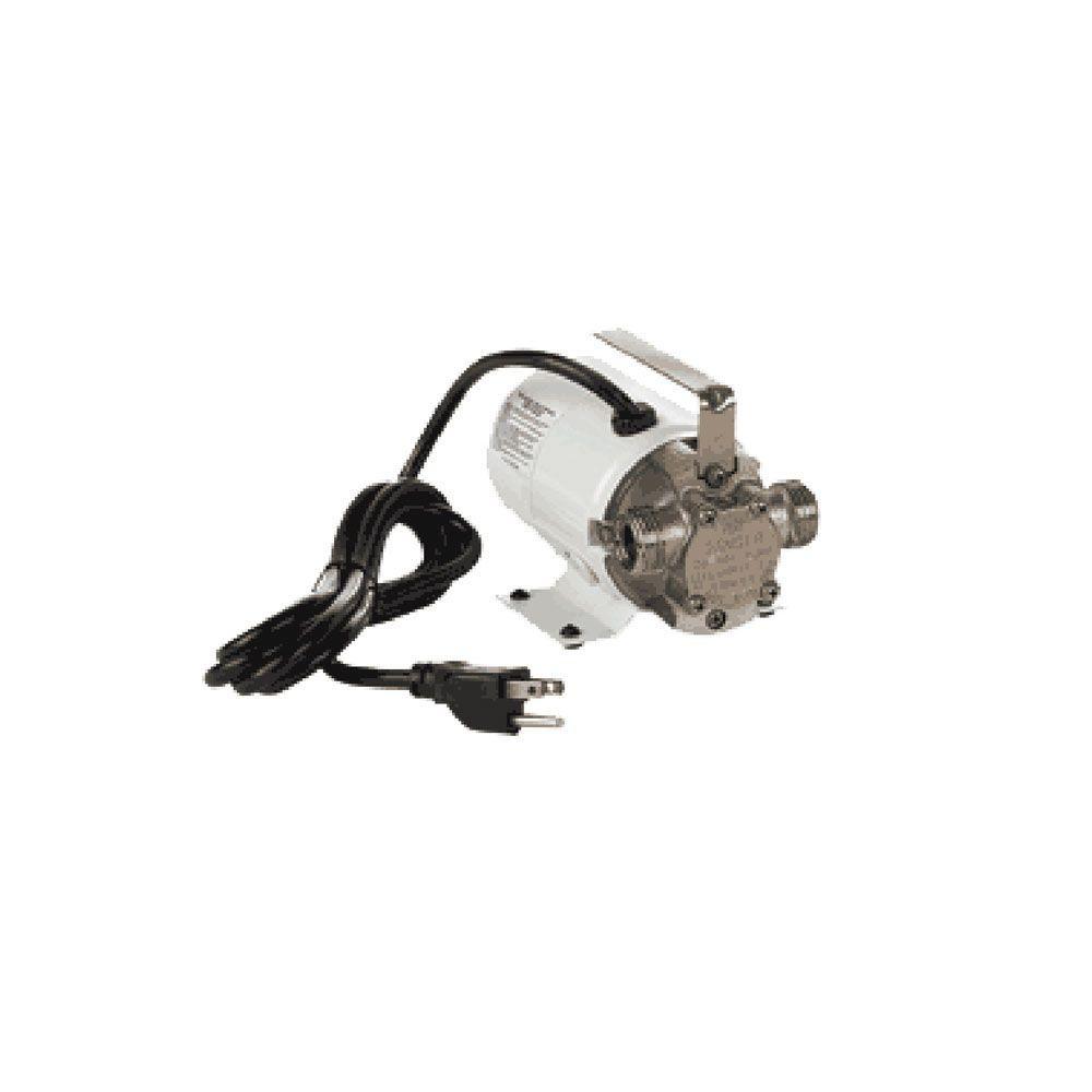 360 Pony Pump Series 0.5 HP Non-Submersible Self-Priming Transfer Pump