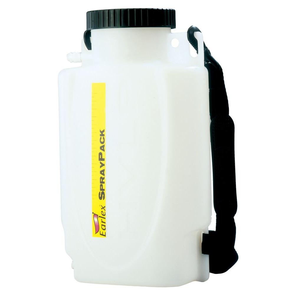 Earlex 1 gal. Back Pack Paint Container HV3500