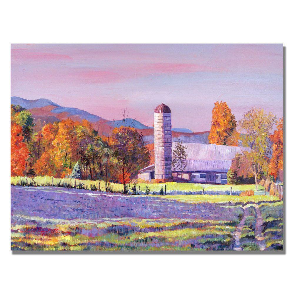 30 in. x 47 in. Heartland Morning Canvas Art