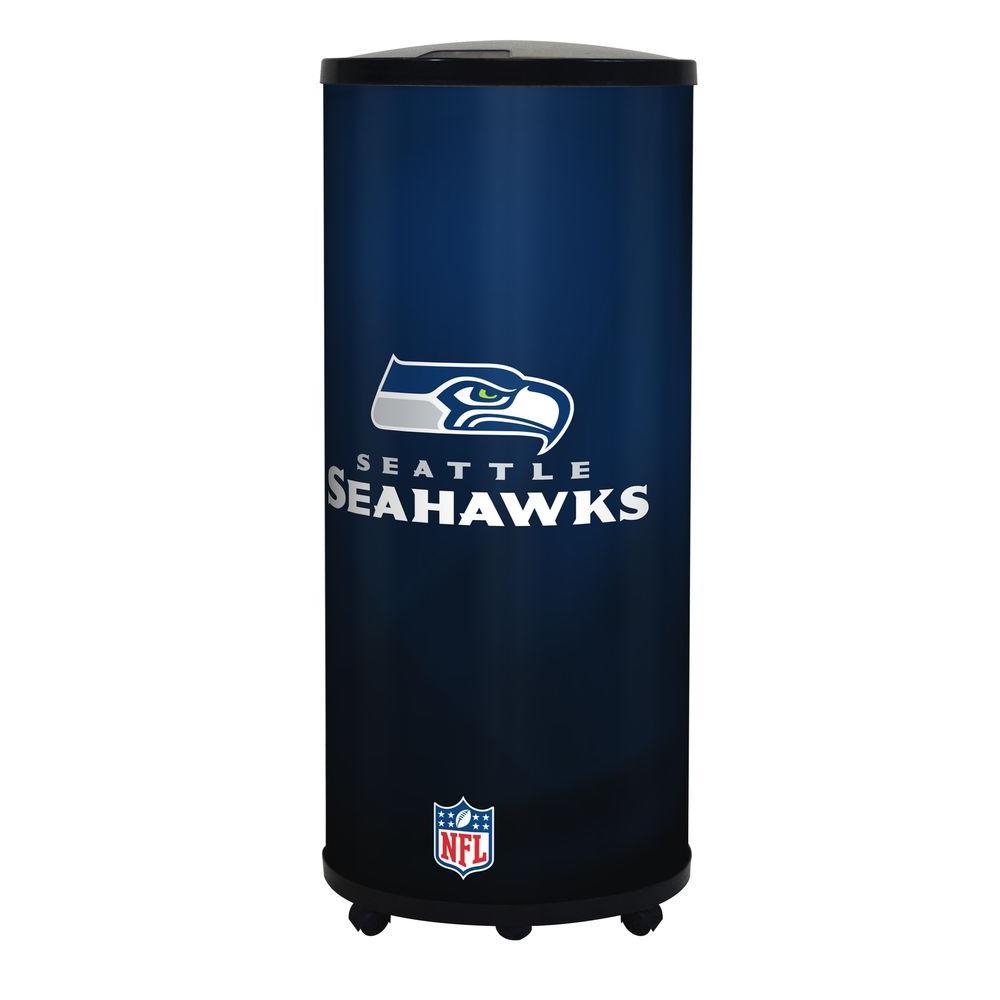 NFL 22 Qt. Seattle Seahawks Ice Barrel Cooler