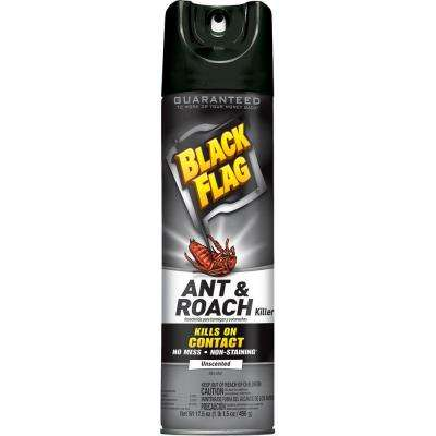 Ant and Roach Killer 17.5 oz. Aerosol Unscented Spray