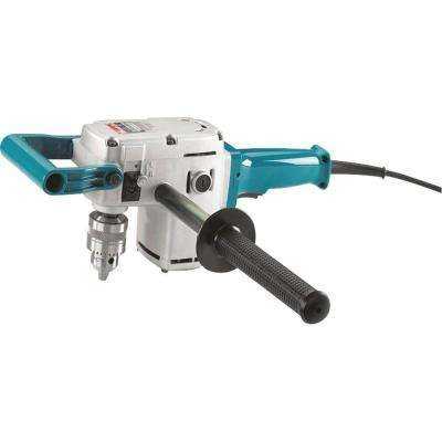 7.5 Amp 1/2 in. Reversible Angle Drill with 2-Speeds and Case