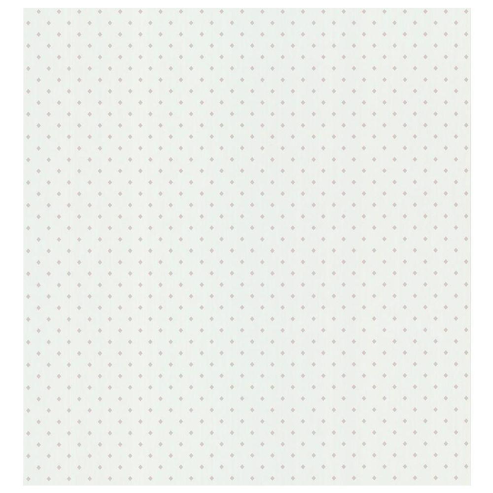 Brewster 56 sq. ft. Diamond Wallpaper