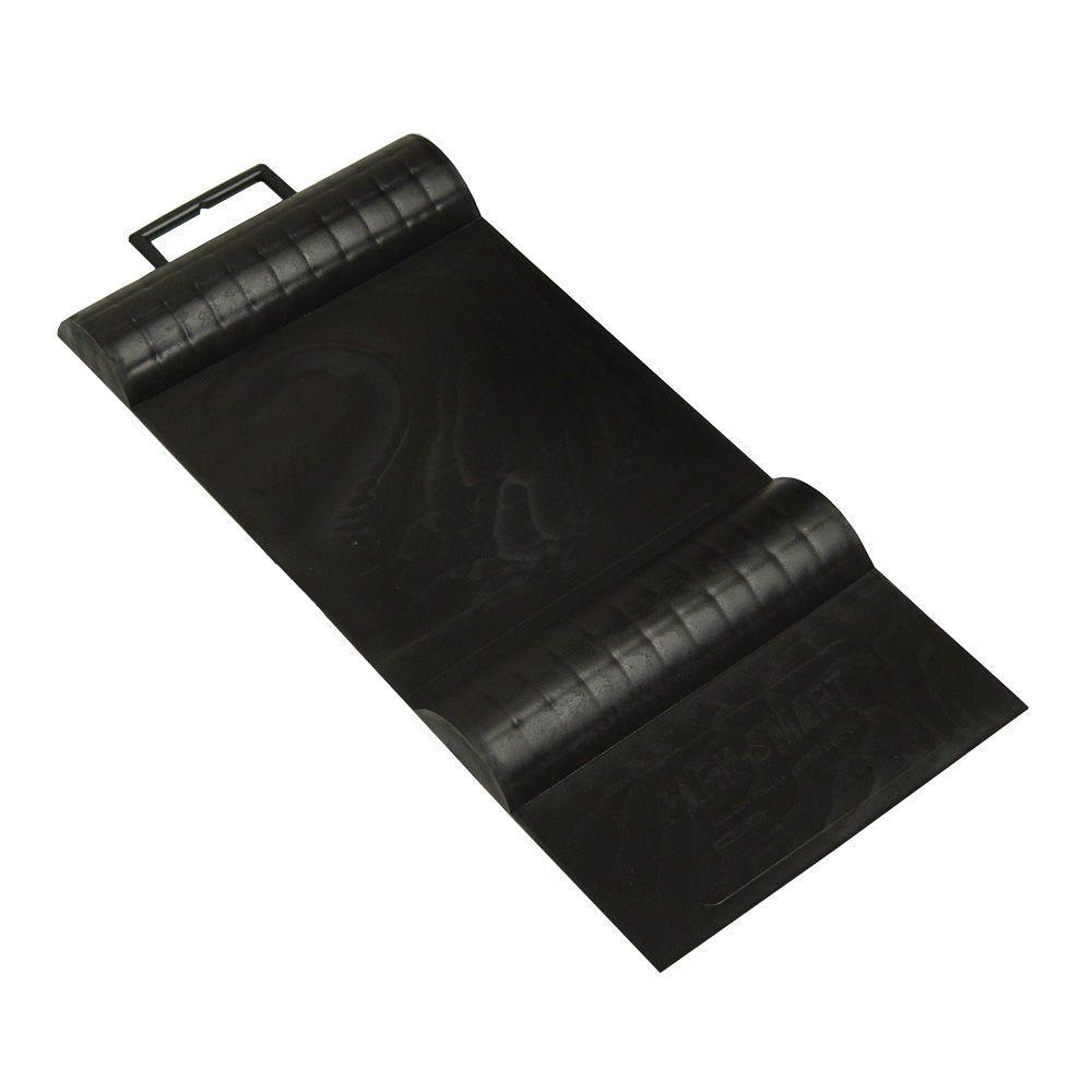 Shelterlogic Garage Floor Mat : Park smart black parking mat guide the home depot