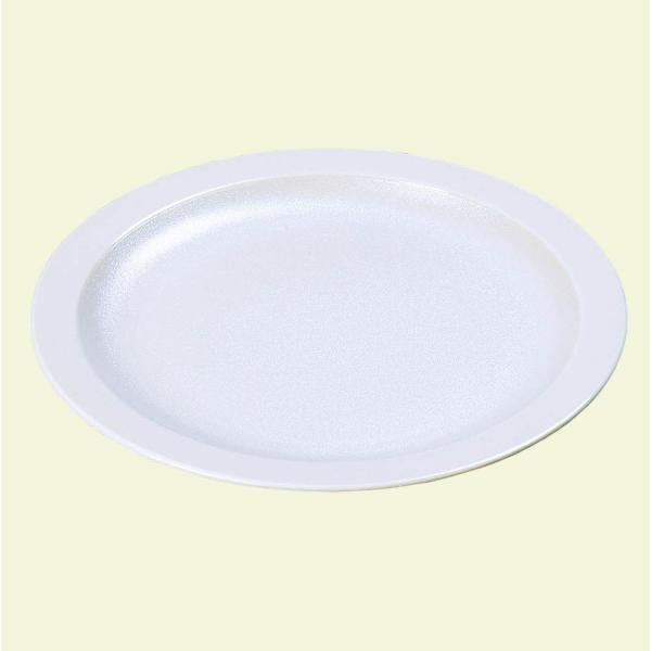 Carlisle 5.5 in. Narrow Rim Commercial Dinnerware Plate in White (Case