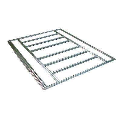 5 ft. x 4 ft. and 6 ft. x 5 ft. Floor Frame Kit for Sheds