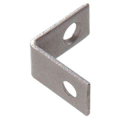4 x 7/8 in. Galvanized Corner Brace (5-Pack)