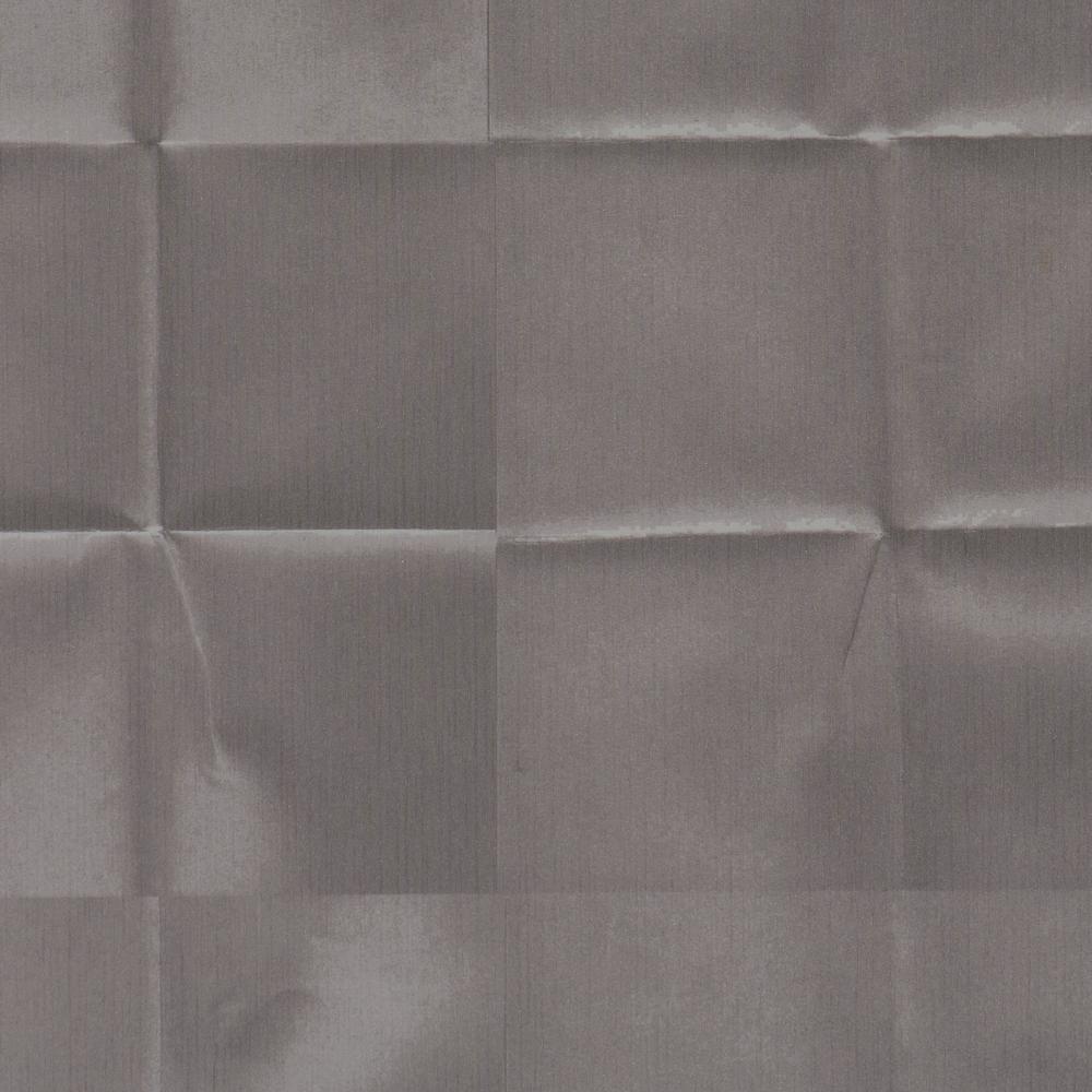 Dark Grey Buffer Slate Contemporary Faux Wallpaper