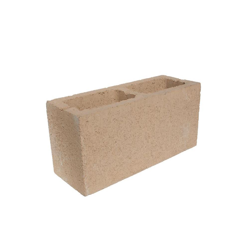 6 in. x 8 in. x 16 in. Concrete Block