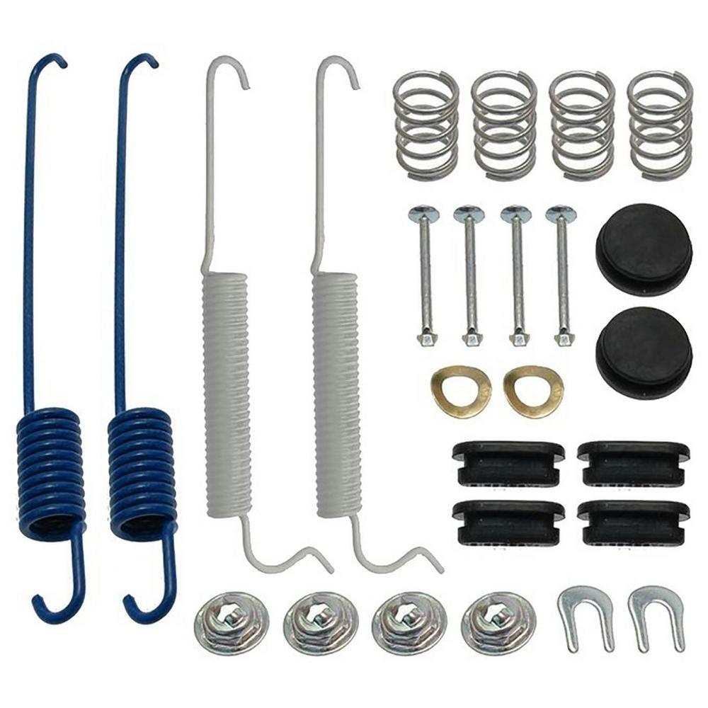 raybestos pg plus drum brake hardware kit h7285 the home depot. Black Bedroom Furniture Sets. Home Design Ideas