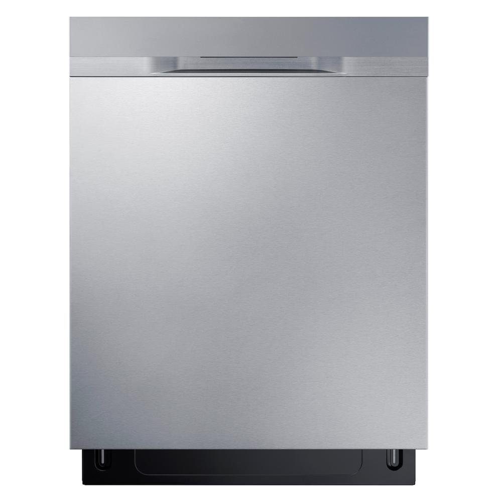 StormWash Top Control Dishwasher in Stainless Steel with Stainless Steel Tub