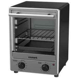 Courant 4-Slice Stainless Steel Toaster Oven by Courant
