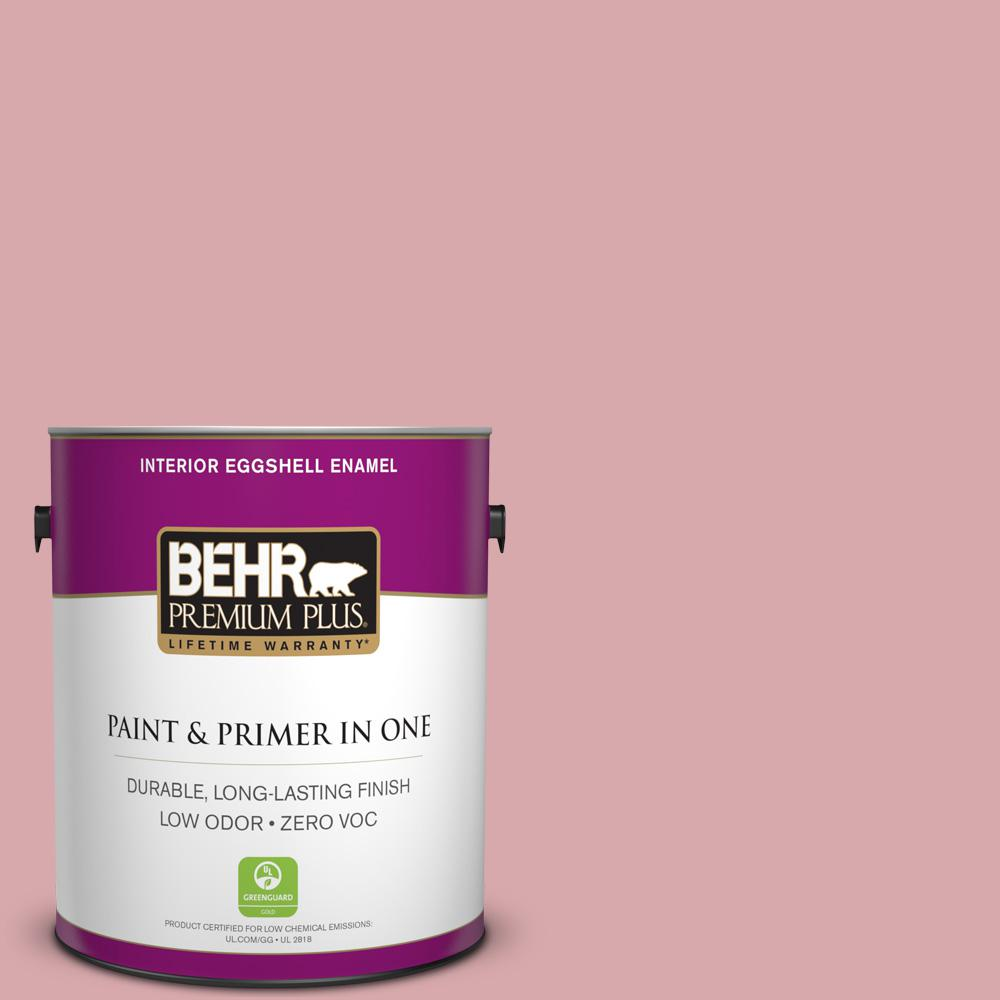1-gal. #S140-3 Berry Crush Eggshell Enamel Interior Paint
