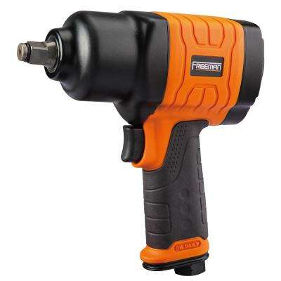 Pneumatic 1/2 in. Composite Impact Wrench