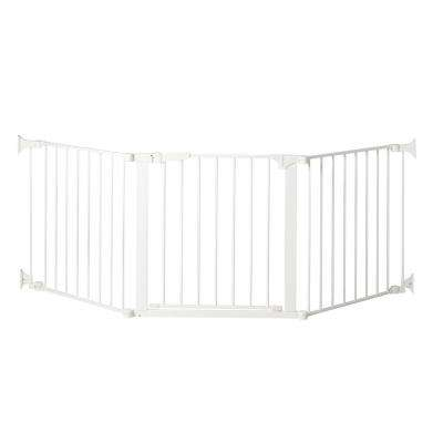 29.5 in. H Custom Fit Gate Auto Close Configure Gate in White