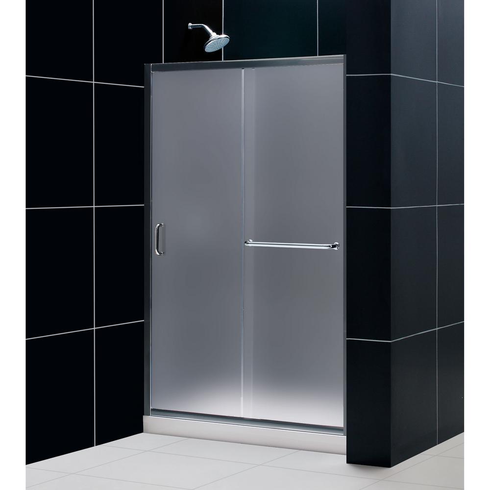 Famous Plastic Shower Doors Sliding Images - Bathroom with Bathtub ...